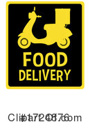 Delivery Clipart #1724876 by Graphics RF