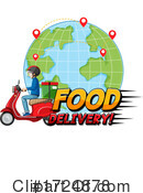 Delivery Clipart #1724878 by Graphics RF