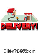 Delivery Clipart #1724881 by Graphics RF