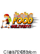 Delivery Clipart #1724884 by Graphics RF
