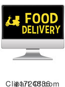 Delivery Clipart #1724886 by Graphics RF