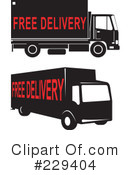 Delivery Clipart #229404 by patrimonio