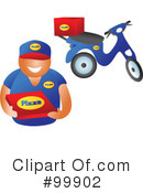 Delivery Clipart #99902 by Prawny