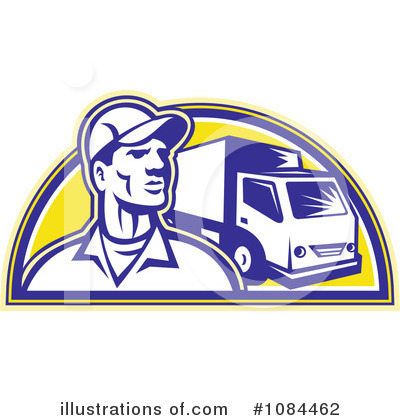 Mover Clipart #1084462 by patrimonio