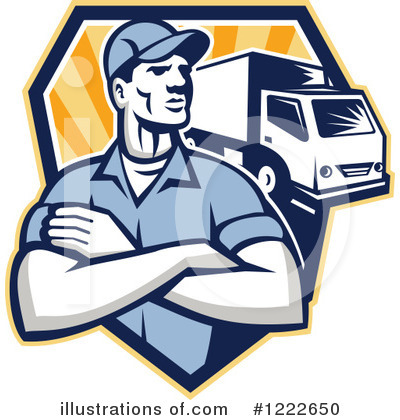 Mover Clipart #1222650 by patrimonio
