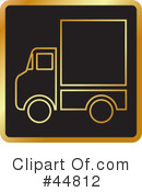 Delivery Van Clipart #44812 by Lal Perera