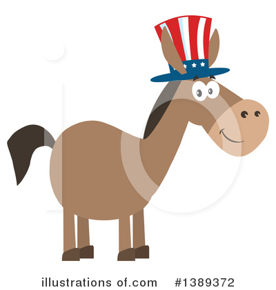 Voting Clipart #1389372 by Hit Toon