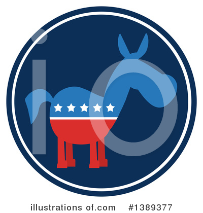 Politics Clipart #1389377 by Hit Toon