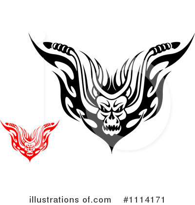 Biker Clipart #1114171 by Vector Tradition SM