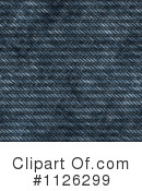 Royalty-Free (RF) Denim Clipart Illustration #1126299