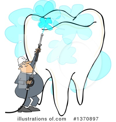 Tooth Clipart #1370897 by djart