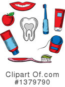 Dental Clipart #1379790 by Vector Tradition SM