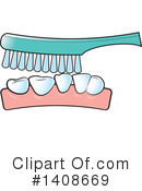Dental Clipart #1408669 by Lal Perera