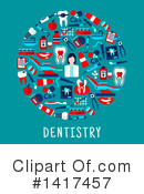 Dental Clipart #1417457 by Vector Tradition SM