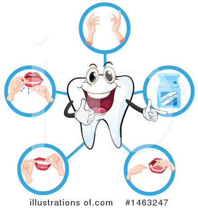 Hygiene Clipart #1463247 by Graphics RF