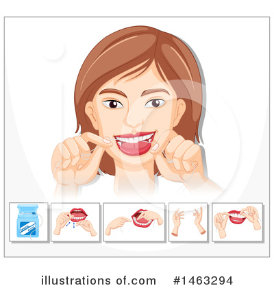 Hygiene Clipart #1463294 by Graphics RF