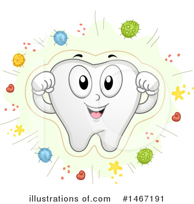 Dental Clipart #1467191 by BNP Design Studio