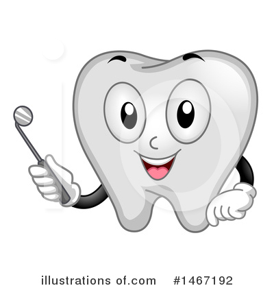 Dental Clipart #1467192 by BNP Design Studio