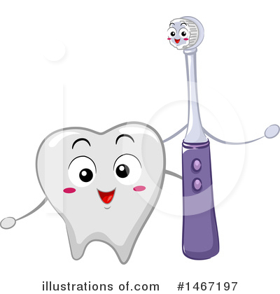 Dental Clipart #1467197 by BNP Design Studio