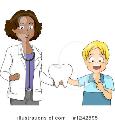 Dental Clipart #1242595 by BNP Design Studio