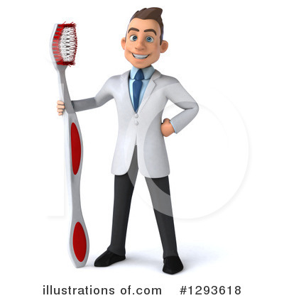 Caucasian Man Clipart #1293618 by Julos