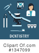Dentist Clipart #1347099 by Vector Tradition SM