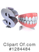 Dentures Clipart #1284484 by Julos
