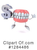 Dentures Clipart #1284486 by Julos