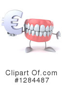 Dentures Clipart #1284487 by Julos