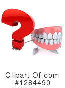 Dentures Clipart #1284490 by Julos
