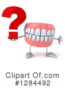 Dentures Clipart #1284492 by Julos