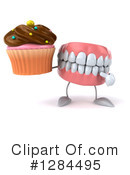 Dentures Clipart #1284495 by Julos