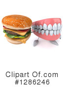 Dentures Clipart #1286246 by Julos