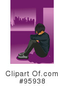 Depressed Clipart #95938 by mayawizard101