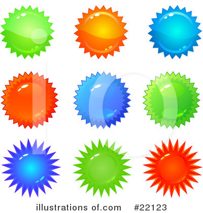 Royalty-Free (RF) Design Elements Clipart Illustration by Tonis Pan - Stock Sample #22123