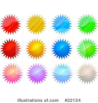 Royalty-Free (RF) Design Elements Clipart Illustration by Tonis Pan - Stock Sample #22124