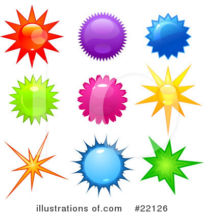 Royalty-Free (RF) Design Elements Clipart Illustration by Tonis Pan - Stock Sample #22126