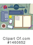 Desk Clipart #1460652 by BNP Design Studio