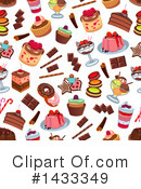 Dessert Clipart #1433349 by Vector Tradition SM