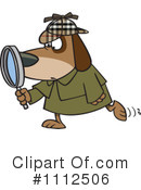Detective Clipart #1112506 by toonaday