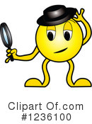 Detective Clipart #1236100 by Pams Clipart