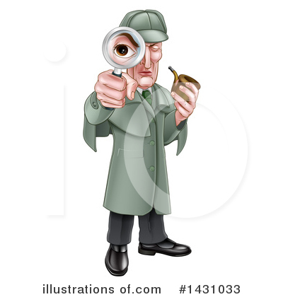 Police Clipart #1431033 by AtStockIllustration
