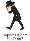 Detective Clipart #1474607 by Graphics RF