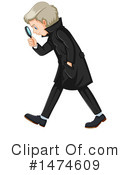 Detective Clipart #1474609 by Graphics RF