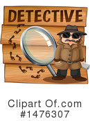 Detective Clipart #1476307 by Graphics RF