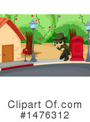 Detective Clipart #1476312 by Graphics RF