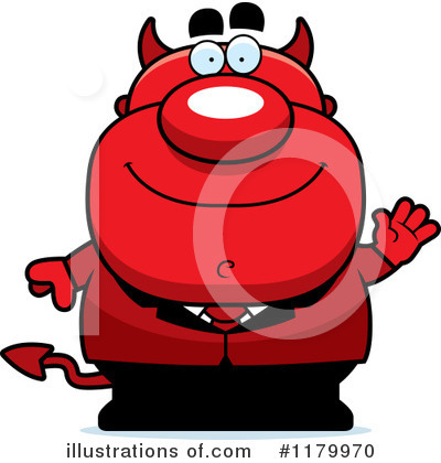 Devil Clipart #1179970 by Cory Thoman