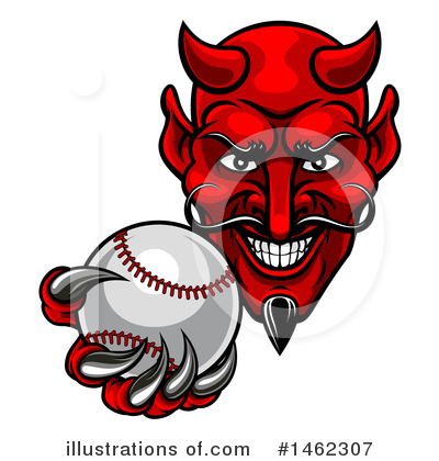 Devil Clipart #1462307 by AtStockIllustration