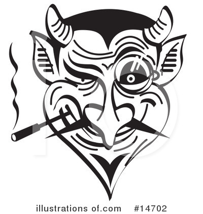 Devil Clipart #14702 by Andy Nortnik