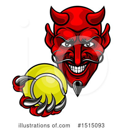 Devil Clipart #1515093 by AtStockIllustration
